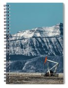Rocky Mountain Oil Spiral Notebook