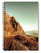 Rocky Mountain Route Spiral Notebook