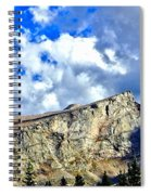 Rocky Mountain Summit Spiral Notebook