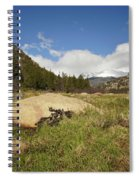 Rocky Mountain Valley Spiral Notebook