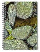 Rocky Nature Spiral Notebook