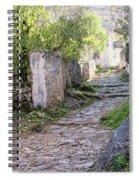 Rocky Pathway Spiral Notebook