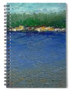 Rocky Point Dream At Bass Lake Spiral Notebook