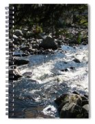Rocky Rapids Spiral Notebook