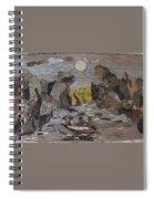 Rocky River Spiral Notebook