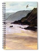 Rocky Shore Spiral Notebook