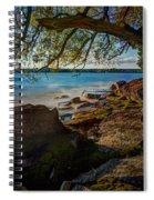Rocky Shore Spiral Notebook
