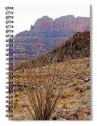 Rocky Slope Grand Canyon Spiral Notebook