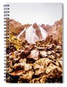 Rocky Water Wilderness Spiral Notebook