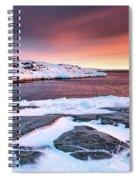 Rodebay Sunset Spiral Notebook
