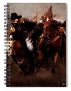 Rodeo Spiral Notebook