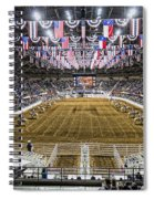 Rodeo Time In Texas Spiral Notebook