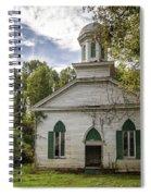 Rodney Baptist Church Spiral Notebook