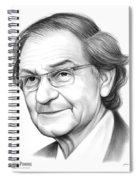 Roger Penrose Spiral Notebook
