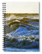Rolling Waters Spiral Notebook