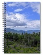 Rolling Clouds Spiral Notebook