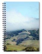 Rolling Hills 2 Spiral Notebook