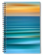Rolling In Spiral Notebook