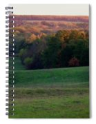 Rolling Meadow Spiral Notebook