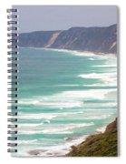 Rolling Mist Spiral Notebook