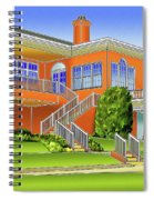Rolling Road Golf Club Spiral Notebook