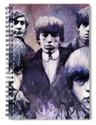 Rolling Stones  Spiral Notebook