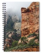 Rollings Mists Spiral Notebook