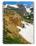 Rollins Pass Study 4 Spiral Notebook