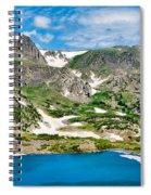 Rollins Pass Study 5 Spiral Notebook
