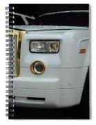 Rolls Royce Phantom Spiral Notebook