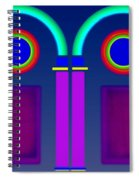 Roman Architecture Spiral Notebook
