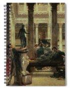 Roman Art Lover Spiral Notebook