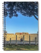 Roman Drama Spiral Notebook