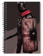 Roman Empire - Legionary Spiral Notebook