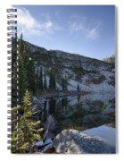 Roman Nose Lake Spiral Notebook