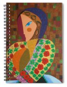 La Blouse Roumaine Spiral Notebook