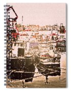 Romance In Howth Spiral Notebook