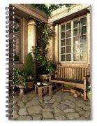 Romance Novel Spiral Notebook