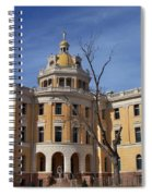 Romanesque Spiral Notebook