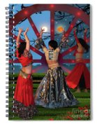 Romani Dance Spiral Notebook