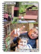 Romania Spiral Notebook