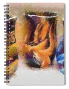 Romanian Vases Spiral Notebook