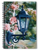 Romantic Fragrance Spiral Notebook