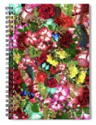 Romantic Mood  Spiral Notebook
