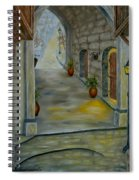 Romantic Vision Spiral Notebook