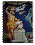 Rome 17 Spiral Notebook