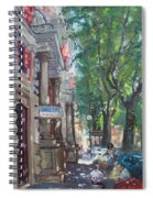 Rome A Small Talk By Barbiere Mario Spiral Notebook
