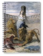 Rome: Christian Martyrs Spiral Notebook
