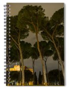 Rome - On The Road Spiral Notebook