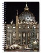 Rome Vatican Spiral Notebook